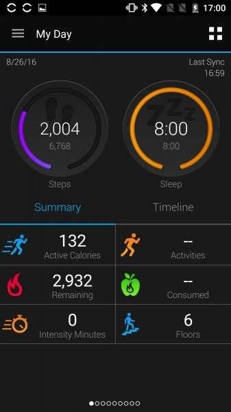 vivosmart daily reset oneplus 3 by oneplus and vivosmart hr by garmin