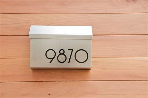 exterior printable vinyl vinyl mailbox numbers and curb stencil modern exterior