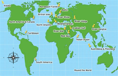 where is tenerife on world map destinations map cruise international