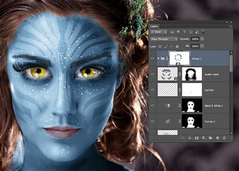 pattern mask photoshop avatar na vi photoshop cs6 tutorial tutvid