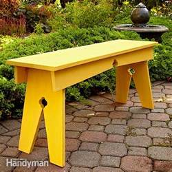 wooden benches diy 20 garden and outdoor bench plans you will to build