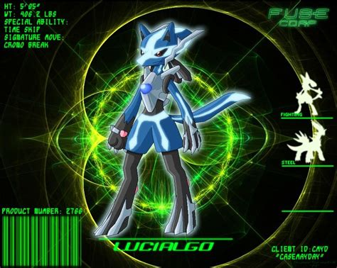 Metal Pin Zoroark fuse corp lucialgo by supersonicgx deviantart on deviantart fusions