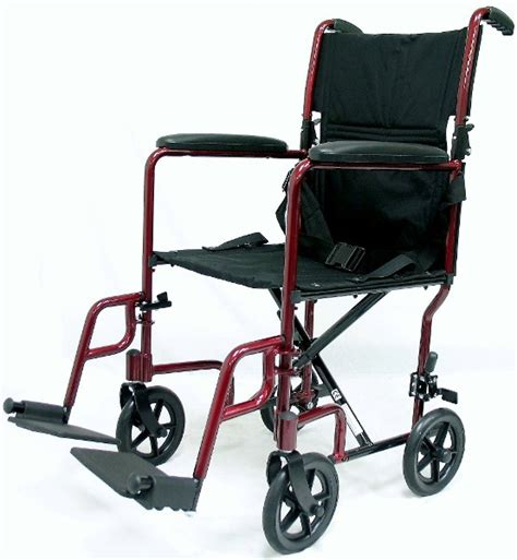 Transport Chairs Lightweight by Wheelchair Karman Standard Lightweight Transport Chair