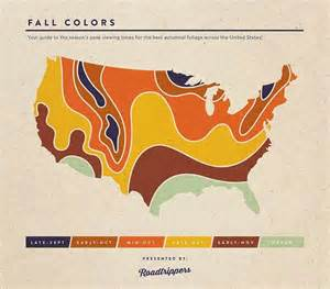 best times to see fall colors lets be adventurers