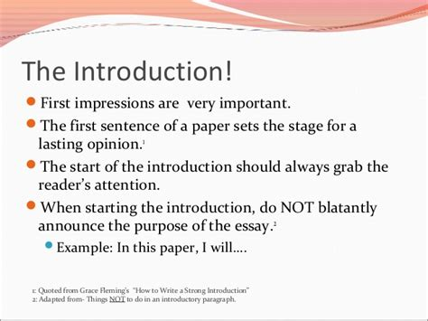 how to write an effective introduction for a research paper how to write an introduction and closing paragraph
