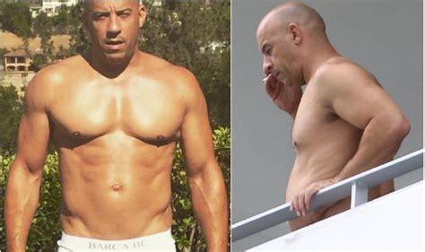 Vin Diesel se une al club de los fofisanos   Estilo   EL PAÍS