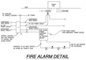 addressable and non smoke detector wiring diagram techunick biz