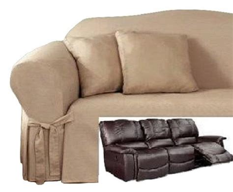 Slipcovers For Reclining Sofa And Loveseat Reclining Sofa And Loveseat Covers Infosofa Co