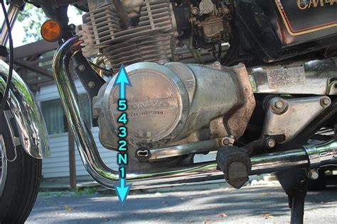 How To Change A Shifter by Motorcycle Controls Motorcycle How To