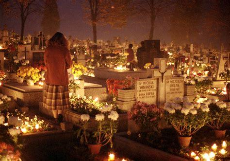 all saints day poland on pinterest all saints day poland and file all saints day 1984 oswiecim poland img871 jpg