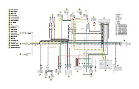 suzuki ltz  wiring diagram