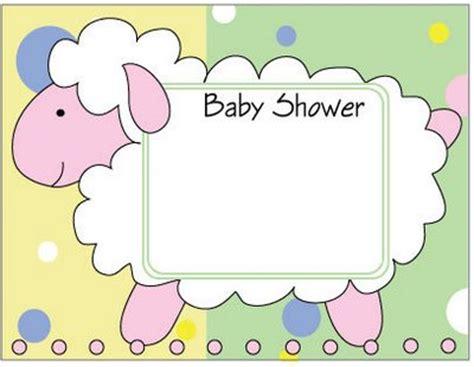 Invitaciones Para Baby Shower by Babyshower Best Baby Decoration