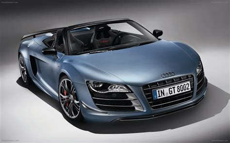 Audi R8 Gt 2012 by Audi R8 Gt Spyder 2012 Widescreen Car Image 40 Of