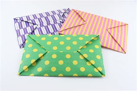 Easy Origami Envelope - origami envelope from a4 paper paper crafts
