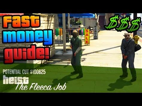 Gta 5 Online Fastest Way To Make Money - gta 5 how to get the criminal mastermind challenge glitch