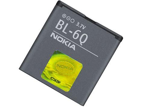 Original Nokia Battery Bl 6q Bagus original nokia bl 6q akku accu batterie f 252 r 6700 classic 7900 classic ebay