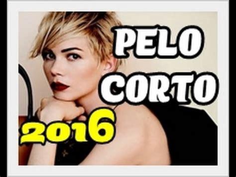 tendencias 2016 en peluqueria corte y color youtube cortes de pelo corto 2016 tendencias peinados mujer