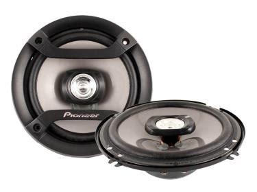 Speaker Pioneer Tsf 1634 Speaker Coaxial Pioneer Tsf1634 Spk pioneer ts f1634r 200 watts max power 6 5 quot 2 way f series coaxial speaker at onlinecarstereo