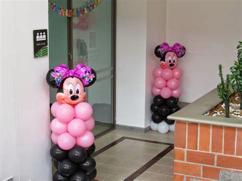 decoracion de minnie decoraci 211 n minnie mouse fiestas infantiles y