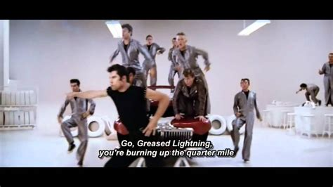 Grease Lighting Song by The Best 28 Images Of Grease Lighting Song Greased