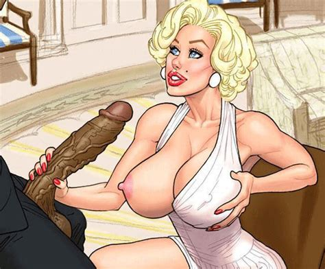 Interracial Animations And Artwork Collection Adult Comics
