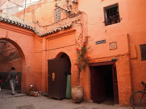 buy house in morocco the old city of marrakech life behind the walls vagabond quest