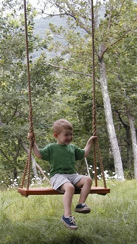 cedar tree swing justin s project for tomorrow classic cedar tree swing