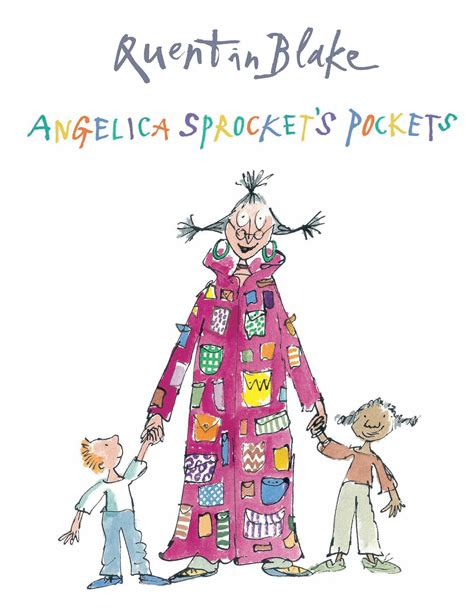 angelica sprockets pockets quentin 1862309698 shortlist for the roald dahl funny prize 2010 parenting without tears