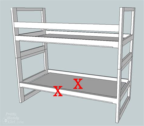 convert bunk bed to loft how to turn a bunk bed into a loft bed