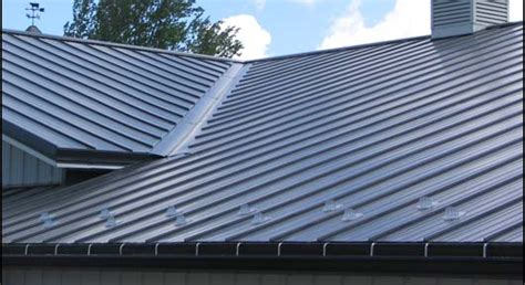Architectural Metal Roof Panels - commercial metal roofing south bend elkhart goshen metal