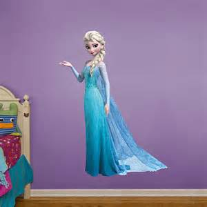 Fatheads Wall Stickers snow queen elsa wall decal shop fathead 174 for disney frozen decor