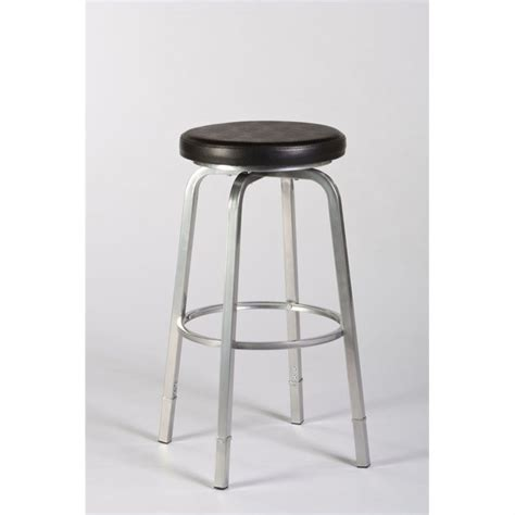 dining barstools backless adjustable and more hillsdale neeman backless adjustable counter bar stool in