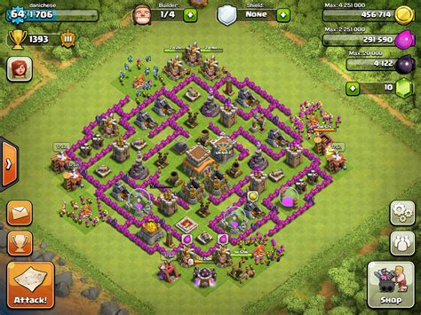 best defense town hall level 8 2016 level 8 town hall defense base www imgkid com the