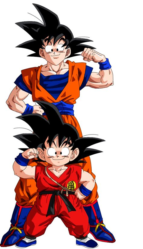 dragonball evolution goku wallpaper goku evolution by supergoku37 on deviantart