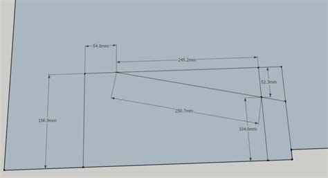 sketchup layout ruler computer desk and drawing board all