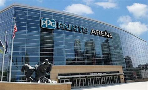 consol arena consol energy center renamed ppg paints arena
