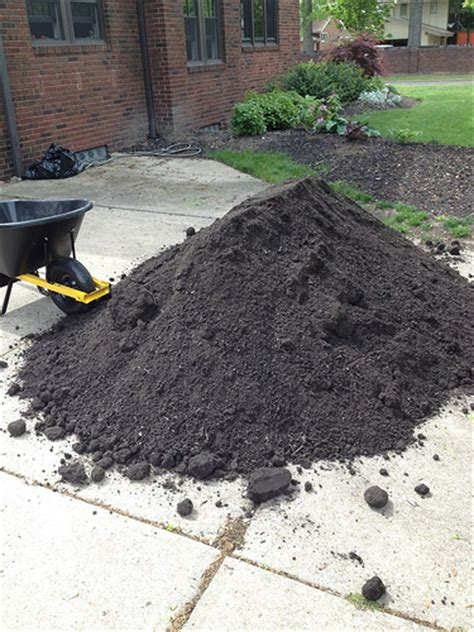 3 Cubic Yards 3 Cubic Yards Of Dirt J Holzheimer