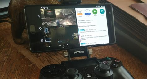 remote play for android ps4 remote play android input lag