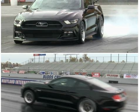 2015 roush mustang quarter mile fastest naturally aspirated 2015 ford mustang gt in the