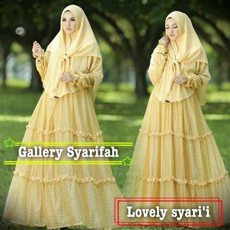 Syarii Mint jual kerudunglovely syari i by dr gallery syarifah jual