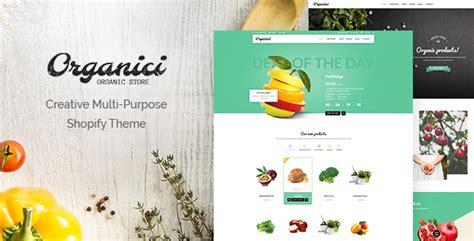 seasons theme shopify organic store shopify theme 1 1 7dana ecommerce templates