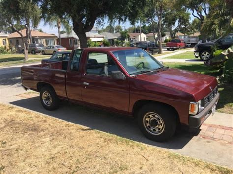 Nissan Manual Transmission by 1993 Nissan D21 Hardbody King Cab 5 Speed Manual Transmission