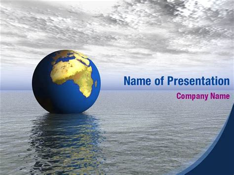 ppt themes free download water land and water powerpoint templates land and water