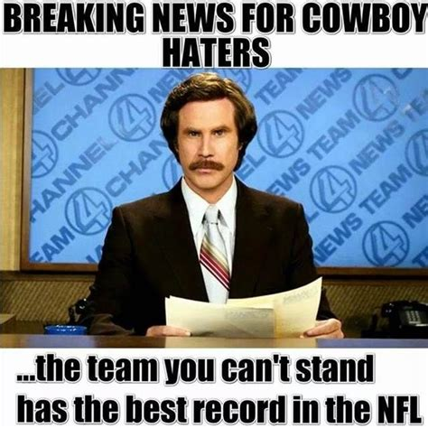 Cowboys Haters Memes - dallas cowboys haters bing images love my boys