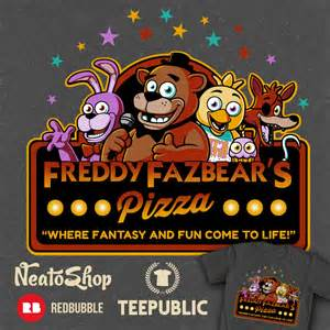 real foxy freddy bears faz pizza quotes