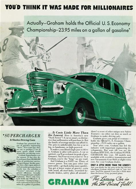 emerald madness  classic ads featuring green cars
