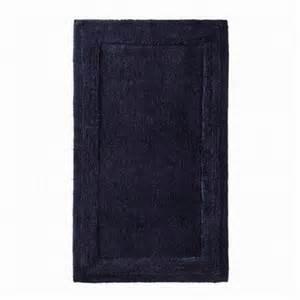 o brien bath mat o brien vintage modern bath rug williamsburg blue