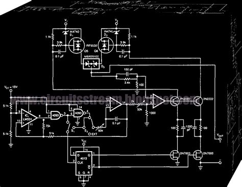 systematic power booster circuit diagram