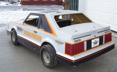 subaru brat go kart pace car partner 1979 mustang go cart