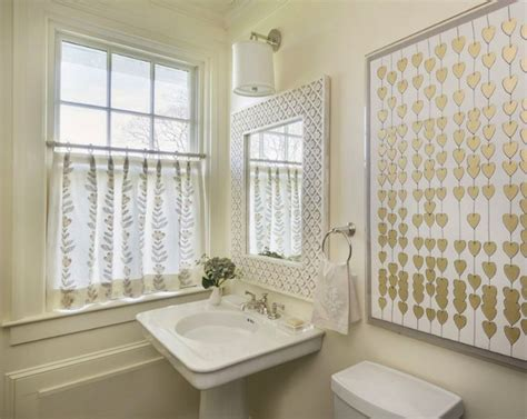 window decor powder room ivory powder room transitional bathroom digs design